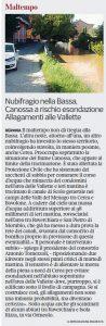 Corriere Verona, 16 Giugno 2016