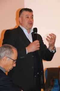 Il Presidente Antonio Tomezzoli