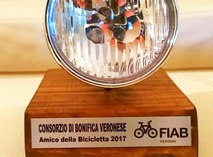 Amico della Bicicletta 2017 targa1